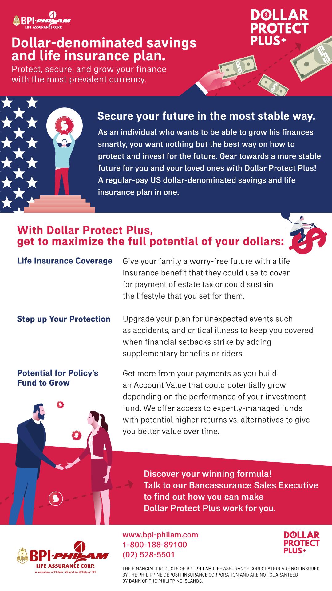 Dollar Life Insurance and Savings - Dollar Protect Plus ...